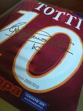 Maglia Totti kappa box limited edition 2009/10