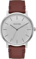 Relojes de pulsera Nixon de plata para hombre