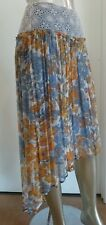 Chiffon skirt  100% silk. BRAND NEW With Tags. Sizes: S,M,L