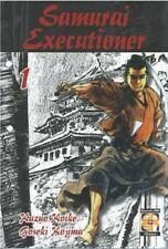 manga SAMURAI EXECUTIONER N. 1 -  rw/goen - nuovo