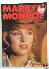 Marilyn Monroe Films Portraits 1978 French Magazine Misfits Cover