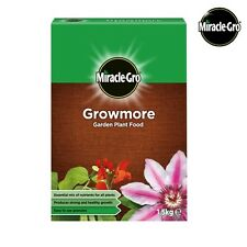 Miracle-Gro Growmore Garden Plant Food 1.5kg Free Delivery