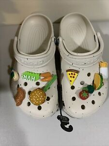Hidden Valley Ranch X Crocs Classic Clog in size US 5 M / US 7 W