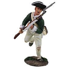 NEW Loyalist Butler's Ranger Charging with Bayonet, 1780-1784 Britains #16028