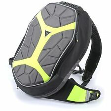 DAINESE D-EXCHANGE BACKPACK S NERO ANTRACITE GIALLO FLUO