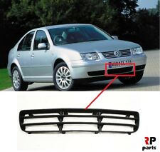 FOR VW BORA / JETTA 1998-2005 NEW FRONT BUMPER LOWER CENTER GRILLE BLACK