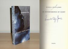 Russell CELYN Jones-eine Einmischung des Lichts-signiert - 1st/1st
