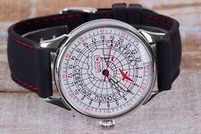 RAKETA 24 hour watch for men! Mechanical Russian watch! limited editions!