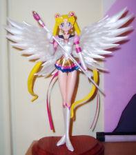 Sailor Eternal Moon Pretty Soldier Cute 1/8 Unpainted Figure Model Resin Kit