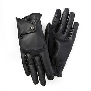 Ariat Ladies Elite Grip Black Performance Gloves 10021093