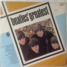 Beatles' Greatest Original Odeon German Press Vinyl Record LP