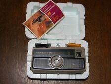 Kodak  Hawkeye Instamatic II 2 126 Film Camera Untested Appears Unused Nice