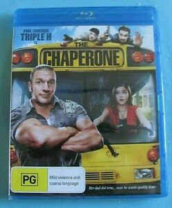 """THE CHAPERONE BLU-RAY NEW SEALED Paul """"Triple H"""" Levesque"""