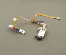 black audio jack headphone hold switch flex cable fr ipod 6th classic 80gb 120gb