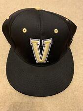 Vanderbilt Commodores Hat OSFM The Game Cap