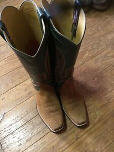 Ryon's Rough Out Handmade Boots