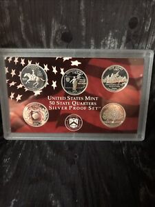 1999-s  Silver Statehood Quarters - Silver Proof  -Sealed - No Box / COA #384