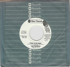 "The Crusaders..Free As The Wind  -  Promo ABC Blue Thumb BT-273......  7"" Single"