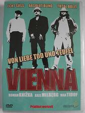 Vienna - Wien - Liebe, Tod & Teufel - Kaspar Hauser v. Zentralfriedhof, Milberg