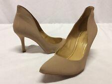 Enzo Angiolini EA7CAPITAL3 Women's USED Pumps Shoes, Beige, Size US 8 M ..USD5
