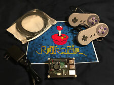Raspberry Pi 3 Retro Gaming System - Pre Loaded With Over 9,000 Games!
