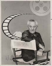William Wyler signed 7x10 inch photo autograph