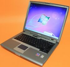 Windows 7 Dell Latitude Laptop 1.63Ghz 1GB 1.0GB DVD WIFI Centrino Cheap Laptops