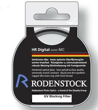 Rodenstock 440511 40.5mm Slim UV Brass Mount Super MC Black Label Filter