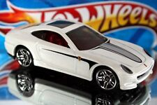 2014 Hot Wheels Ferrari Exclusive Ferrari 612 Scaglietti white