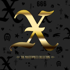 X - The Masterpiece Collection 4x LP Deluxe Box Records - BRAND NEW