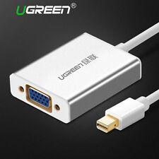 UGREEN Mini DP Thunderbolt to VGA Adapter Video Converter Cable for iMac Macbook