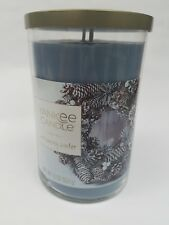 YANKEE CANDLE WELCOMING WINTER 2 WICK 22 OZ CANDLE