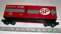 Vintage LIONEL 9607 SOUTHERN PACIFIC SP HY-CUBE Box Car in  O/O-27 Gauge, NICE!