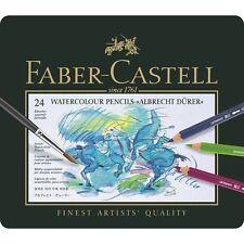 Faber Castell Watercolour pencil Albrecht Dürer tin of 24