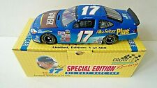 New Matt Kenseth 2003 Bayer Special Edition Signed Promo 1/24 Diecast Car 1/400