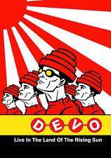 DEVO New Sealed 2017 LIVE CONCERT IN TOKYO JAPAN DVD