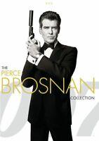New Sealed 007 James Bond - The Pierce Brosnan Collection DVD