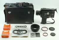 【APP MINT w/ Case】 Nikon R8 super Zoom 8mm Movie Camera from JAPAN #703