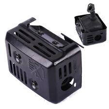 Black Exhaust Muffler System Fit for Honda GX120 GX160 GX200 5.5 HP 6.5 HP Iron
