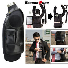 Outdoor Tactical Underarm Anti-theft Cellphone Tool Accessary Pouch Bag Case.