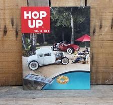HOP UP MAGAZINE V12 #2 HOT ROD CUSTOM BOOK 1932 28 29 34 36 FORDS FLATHEAD VTG