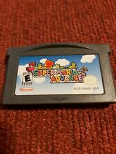 Super Mario Advance Nintendo Game Boy Advance, 2001 AUTHENTIC TESTED GBA