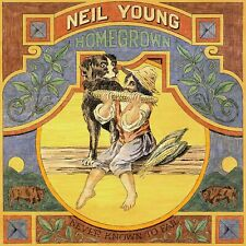 Neil Young - Homegrown [CD] Sent Sameday*