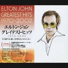 Elton John - G.H. 1970-2002 [New Cd] Japan - Import