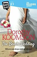 The Beach Wedding (Quick Reads 2018) By Dorothy Koomson