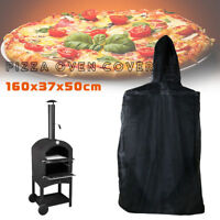Pizza Oven Cover Outdoor Garden Waterproof BBQ Rain Covers Smoker Protection
