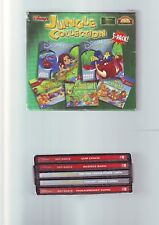 DISNEY'S JUNGLE COLLECTION - 5 PACK DISNEY TARZAN & LION KING II - PC GAMES