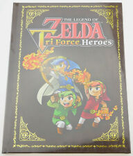 Legend of Zelda: Tri Force Heroes Collector's Edition Guide PRIMA 9780744016697