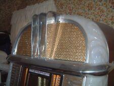 AMI A upper aluminum three trim fin castings