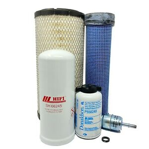 CFKIT Maint. Filter Kit for/New-Holland L230 w/Iveco F5C Eng. (Tier 4)